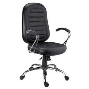 """Cadeira presidente """"cromada"""""""