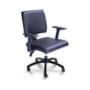 Cadeira executiva com Back sistem